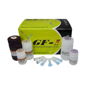 GF-BA-100_GF-1 Bacterial DNA Extraction Kit (Proteinase K included), 100preps