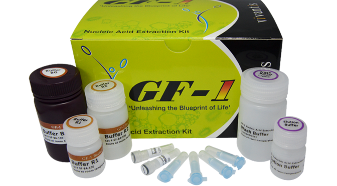 GF-1 Bacterial DNA Extraction Kit